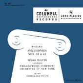 Mozart: Symphonies Nos. 38 & 41 de Bruno Walter