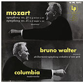 Mozart: Symphonies 35 & 40 by Bruno Walter