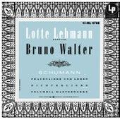 Schumann: Frauenliebe und Leben, Op. 42 & Dichterliebe, Op. 48 de Lotte Lehmann