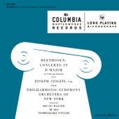 Beethoven: Violin Concerto, Op. 61 de Joseph Szigeti