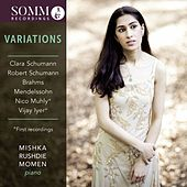 Variations by Mishka Rushdie Momen