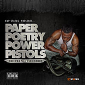 Paper Poetry Power & Pistols: The Poopa Pesci Story by Poopa Pesci