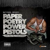 Paper Poetry Power & Pistols: The Poopa Pesci Story de Poopa Pesci