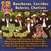 15 Exitos de Los Gorriones Del Topo Chico