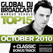 Global DJ Broadcast Top 15 - October 2010 by Various Artists