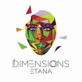 Dimensions van Etana