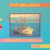 Les bateaux dans la baie by P'tit Belliveau