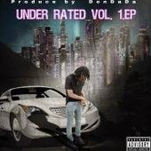 Underrated Vol1. Ep by TheGreatShach