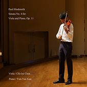 Sonata No. 4 for Viola and Piano, Op. 11 (Live) von Chi-Jui Chen
