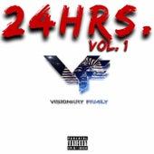 24 Hrs. Vol. 1 von C2 the Solution