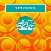 Directions de La Blaze