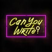 Can You Write? by David Lee