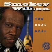 The Real Deal de Smokey Wilson