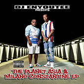 The Planet Asia & Milano Constantine -EP de Planet Asia