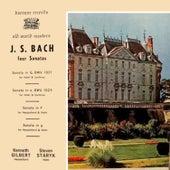 Four Sonatas de Kenneth Gilbert