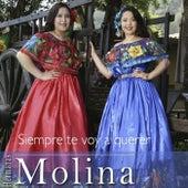 Siempre Te Voy a Querer de Hermanas Molina
