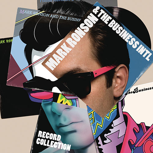 Record Collection by Mark Ronson