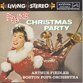 Pops Christmas Party by Arthur Fiedler