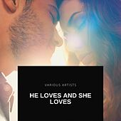 He Loves and She Loves von Sarah Vaughan with Hal Mooney