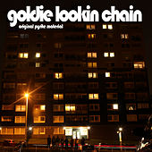 Original Pyrite Material von Goldie Lookin' Chain
