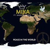 Peace in the World van Mika
