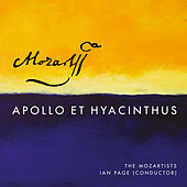 Mozart: Apollo Et Hyacinthus de Classical Opera