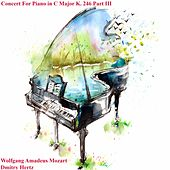 Concert for Piano in C Major K. 246 Part III de Wolfgang Amadeus Mozart
