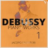 Debussy: Piano Works, Vol. 1 –  Suite bergamasque, Images & L'Isle joyeuse, de Jacopo Salvatori