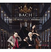 J.S. Bach: Flute Sonatas BWVV 1030-1035 (Arr. for Recorder & Basso continuo) by Michala Petri