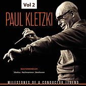 Milestones of a Conductor Legend: Paul Kletzki, Vol. 2 de Philharmonia Orchestra