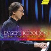 Bach, Haydn, Mozart & Handel: Piano Works de Evgeni Koroliov