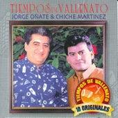 Tiempos de Vallenato de Jorge Oñate