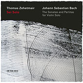 J.S. Bach: Partita for Violin Solo No. 1 in B Minor, BWV 1002: 1. Allemanda de Thomas Zehetmair