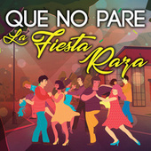 Que No Pare La Fiesta Raza von Various Artists
