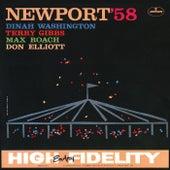 Newport '58 (Live) di Dinah Washington