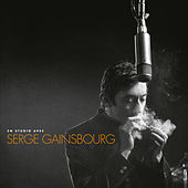 En studio avec Serge Gainsbourg de Serge Gainsbourg