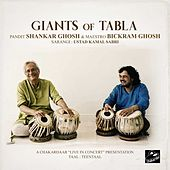 Giants Of Tabla (Live in Concert) by Bickram Ghosh
