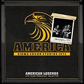 America - Sigma Sound Studios 72 by America