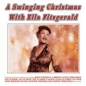A Swinging Christmas With Ella Fitzgerald by Ella Fitzgerald