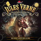Die neuen Abenteuer des Phileas Fogg, Folge 21: Die sieben Seelen des Anubis von Jules Verne