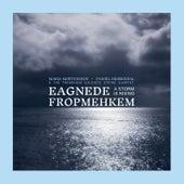 Eagnede fropmehkem - A Storm is Rising by Marja Mortensson