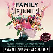 Family Piknik - Casa De Flamingos All Stars 2019 von Tom Pooks, Time, Abstraal, Pontias, Joy Kitikonti, Mike Spirit, Cebb, B