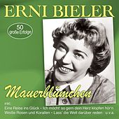 Mauerblümchen - 50 große Erfolge van Erni Bieler