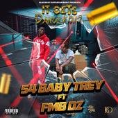 It Gets Dangerous (feat. Fmb Dz) by 54 Baby Trey