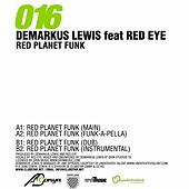 Red Planet Funk by Demarkus Lewis