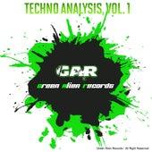 Techno Analysis, Vol. 1 von Various