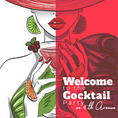Welcome to the Cocktail Party on 4-th Avenue by Dale Burbeck