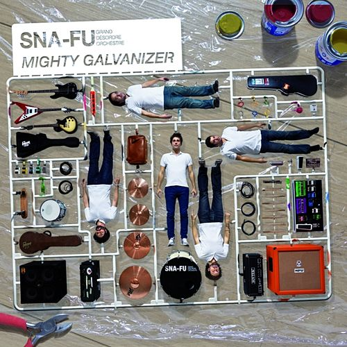Mighty Galvanizer by Snafu