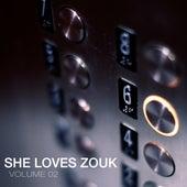 She Loves Zouk, Vol. 02 de Various Artists