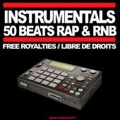 50 Instrumentals Hip Hop Rnb Rap Dirty South R&b (Beats For Mixtape Album & Soundtrack - Free Royalty / Libre De Droit 2010) by Master Hit